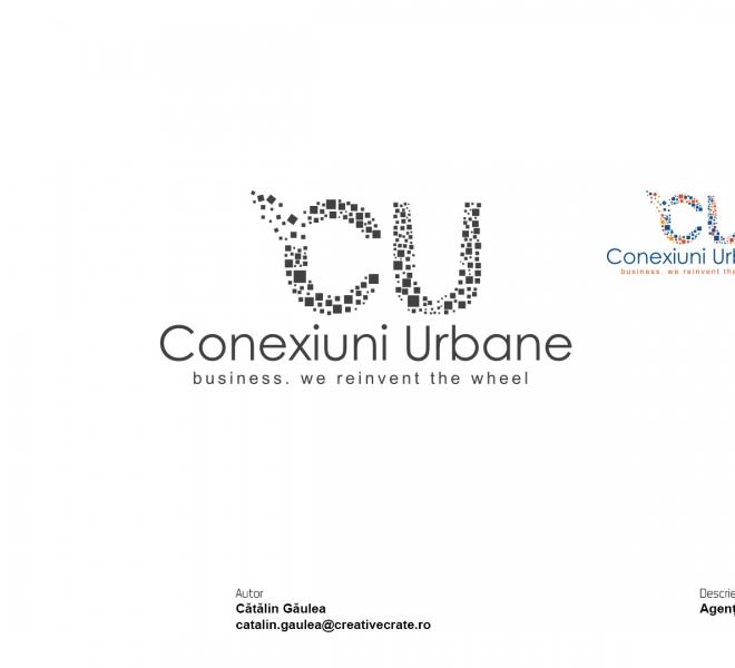 Portofoliu-Creativecrate---Logo-Conexiuni-Urbane
