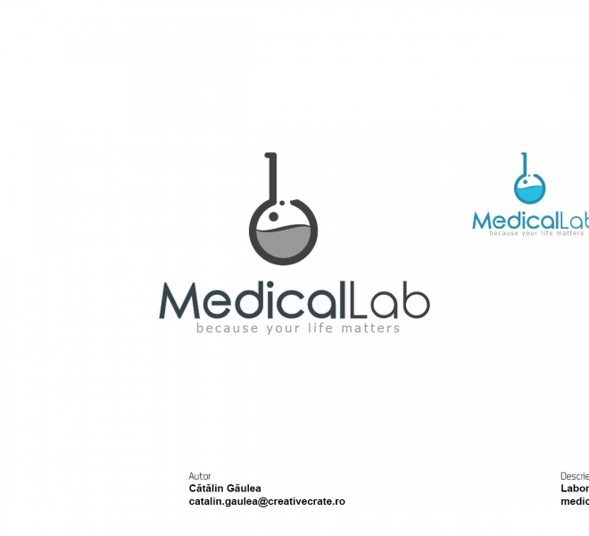 Portofoliu-Creativecrate---Logo-Medical-Lab